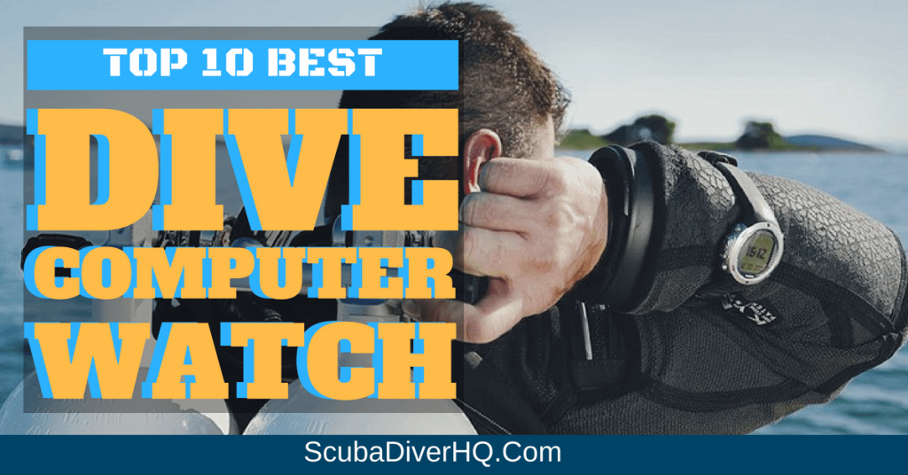 What Are The Best Dive Computer Watch?