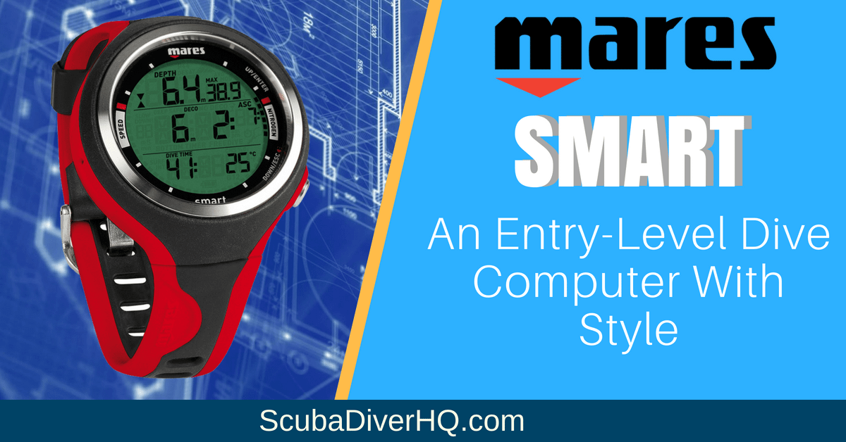 Mares Smart Review: An Entry-Level Dive Computer With Style
