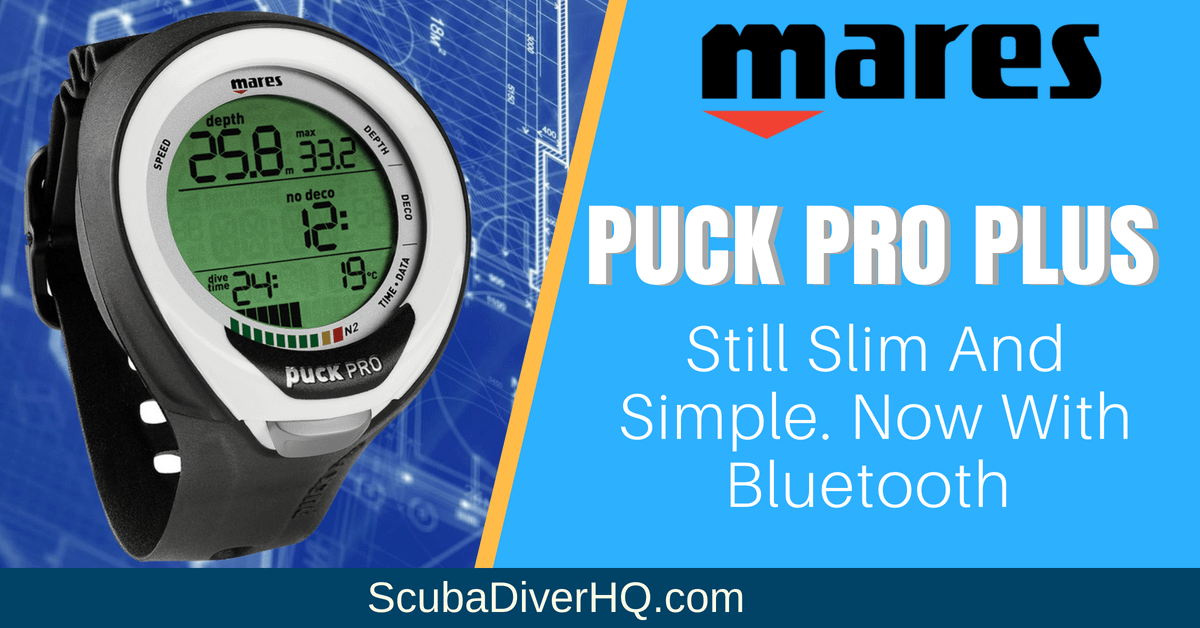 Mares Puck Pro Plus Review: Slim, Simple, Now With Bluetooth