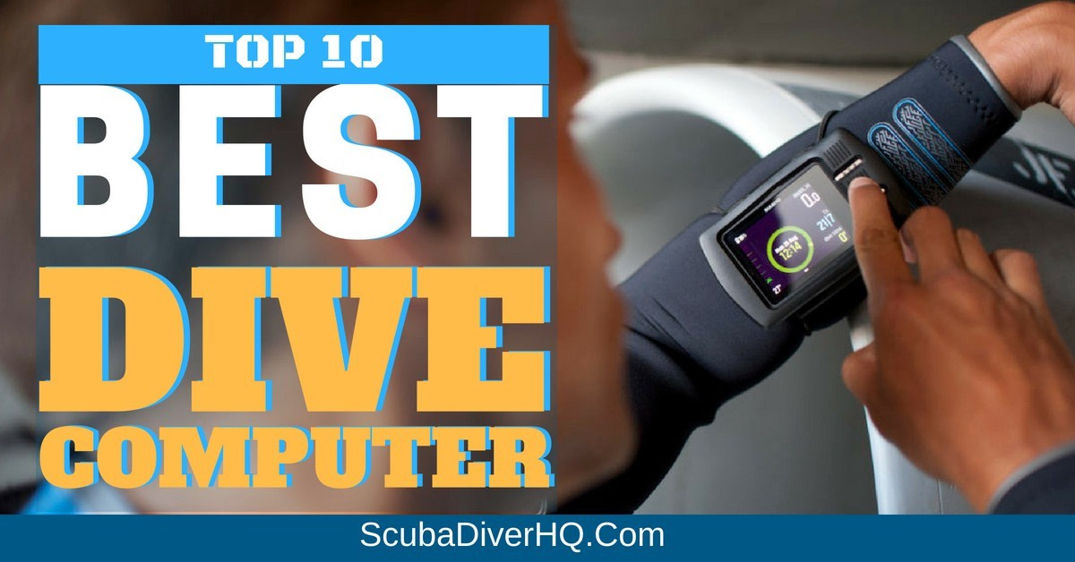Best Dive Computer For Every Budget [Includes Buying Guide]