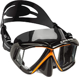 Cressi  Panoramic 4 window mask