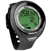 Mares Puck Pro Plus Black Dive Computer