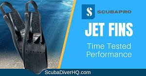 Scubapro Jet Fins Review