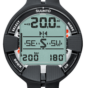 Suunto Vyper Air Compass