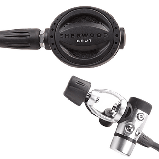 Sherwood Brut Pro Scuba Regulator
