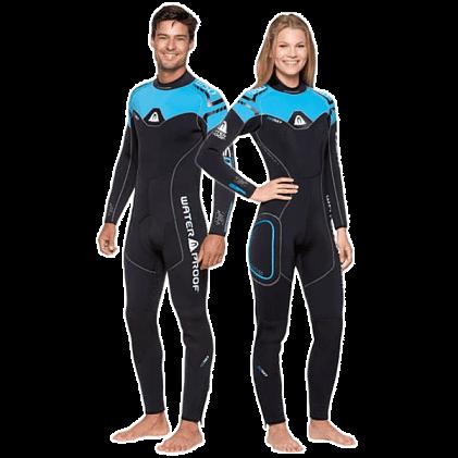 waterproof W50 wetsuit