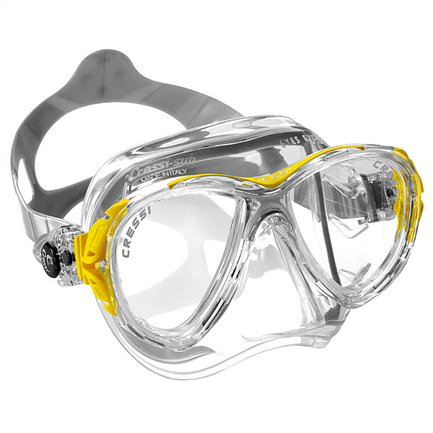 Cressi Eyes Evolution Crystal Mask