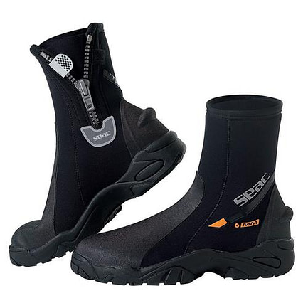 Seac Pro HD 6mm Boots