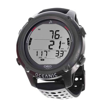 Oceanic Geo 4.0 Dive Computer Watch