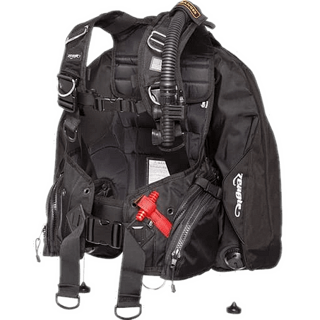 Zeagle Ranger LTD BCD Full Black