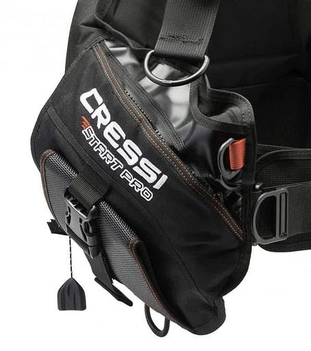 Cressi Start Pro Weight Integration