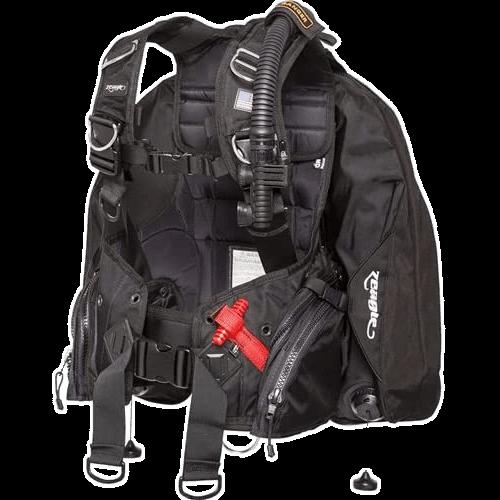 Zeagle Ranger LTD BCD Full Black